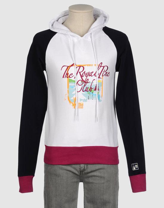 The Royal Pine Club Hooded sweatshirt