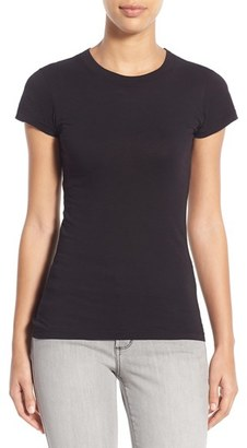 Women's Lamade Tissue Weight Crewneck Tee $26 thestylecure.com