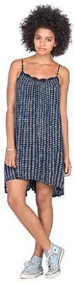 Volcom Women's High Water Mini Dress
