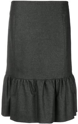 Salvatore Ferragamo high-waisted skirt