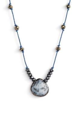 Sylvie ela rae Semiprecious Stone Necklace
