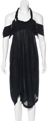 Sonia Rykiel Knit Midi Dress