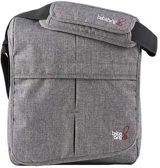 BabaBing Bababing! BabaBing! DayTripper Lite Changing Bag with Integrated Mat Grey Marl