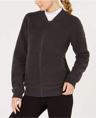 Columbia Feeling Frosty Fleece Knit-Trim Jacket
