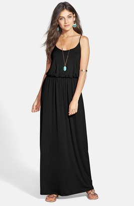 Women's Lush Knit Maxi Dress $38.90 thestylecure.com
