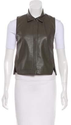 Bailey 44 Faux Leather Vest