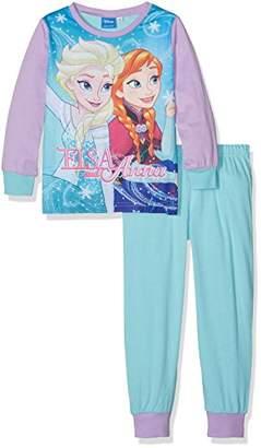 Disney Frozen Girl's Team Pyjama Set