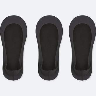 Uniqlo Women's Sheer Footsies (3 Pairs)