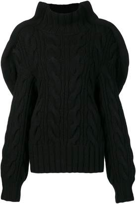 Aalto chunky knit jumper
