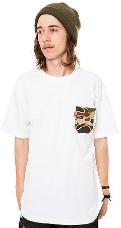 Camo LurkHard The Lurk Hard Duck Pocket T Shirt