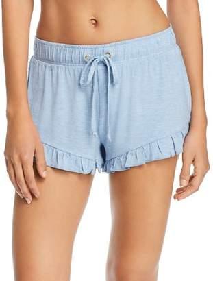Honeydew Cat Nap Pajama Shorts