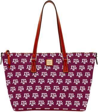 Dooney & Bourke NCAA Texas A&M Zip Top Shopper