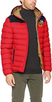 Napapijri Men's Articage Jacket, (Sparkling Red R66), XX-Large
