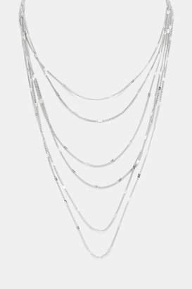 Ardene Thin Layered Necklace