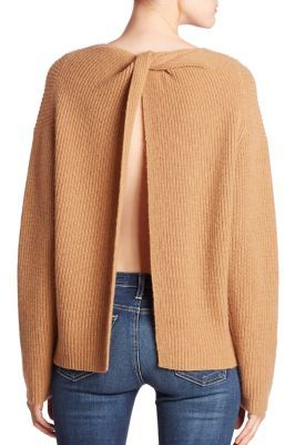 Theory Twylina Cashmere Sweater $445 thestylecure.com