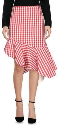 Marques Almeida MARQUES' ALMEIDA Knee length skirt