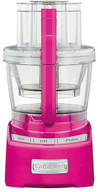 Cuisinart FP-12 Food Processor, 12 Cup Metallic Pink