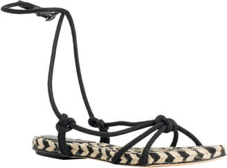 Max Studio valid : ankle-wrap sandals
