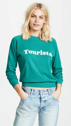 Wildfox Couture Tourista Junior Sweatshirt