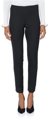 Carolina Herrera Black Skinny Pant