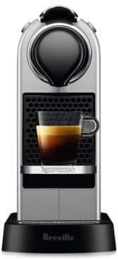 Nespresso CitiZ Coffee Machine BEC620SILAUC