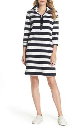 Leota Ari Rugby Shirtdress