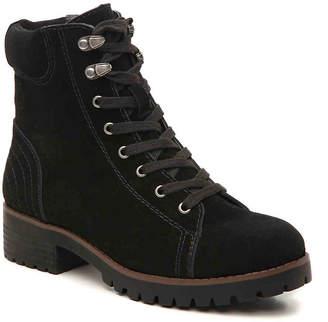 Crown Vintage Otter Combat Boot - Women's