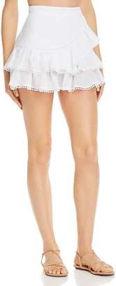 Charo Ruiz Ibiza Fera Ruffled Mini Skirt