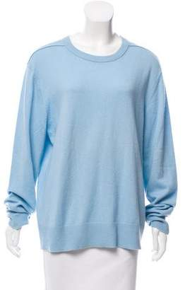 Theory Cashmere Long Sleeve Sweater
