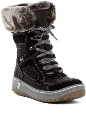 Santana Canada Marta Faux Fur Insulated Waterproof Winter Boot