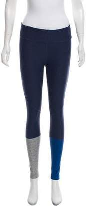 Outdoor Voices Mid-Rise Colorblock Legging