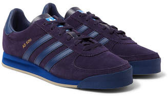 adidas Consortium Spezial As 520 Leather-Trimmed Suede Sneakers