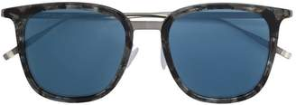 Tomas Maier Eyewear blue tinted sunglasses