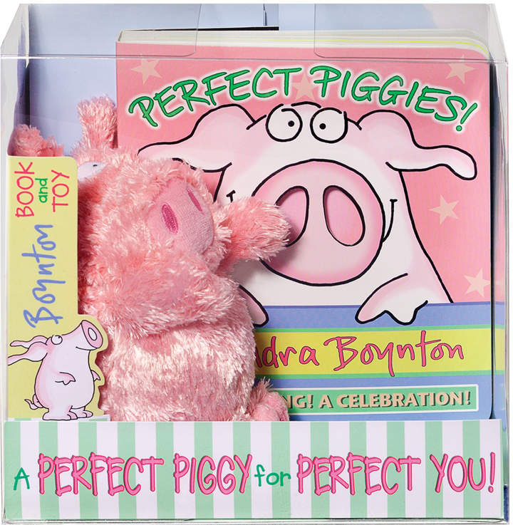 Workman Publishing Boynton: Perfect Piggies! Plush Set-Pap