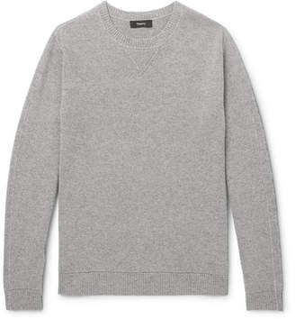 Theory Alcos Cashmere Sweater - Gray