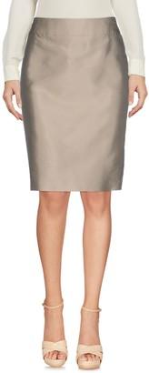 Armani Collezioni Knee length skirts