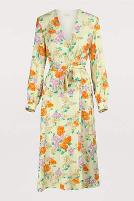 Dries Van Noten Printed maxi dress