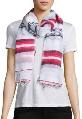 Lemlem Enku Striped Scarf