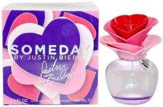 Justin Bieber Someday Eau De Parfum Spray 100ml/3.4-Ounce.