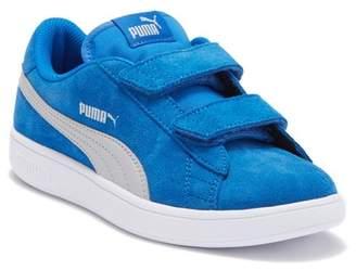 Puma Smash V2 Suede Sneaker (Little Kid & Big Kid)