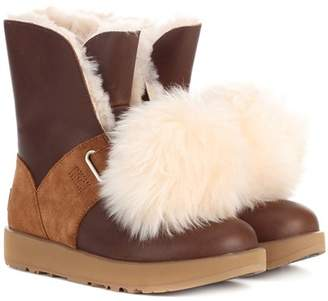 UGG Isley waterproof ankle boots