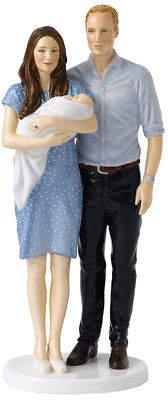 Royal Doulton NEW Figurine Royal Baby