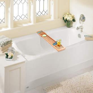 Ashworth Bayou Breeze Adjustable Bamboo Bath Caddy
