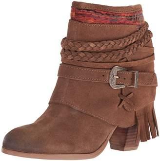 Naughty Monkey Women's Saddle Baggin Boot