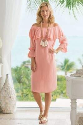 Soft Surroundings Bossa Nova Dress