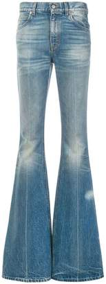 Gucci flared jeans