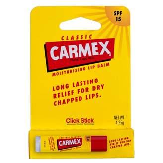 Carmex Lip Balm Original Click StickTM SPF15 4.3 g