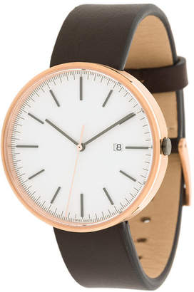 Uniform Wares M40 Date watch