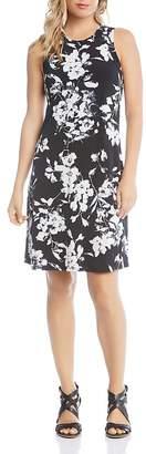 Karen Kane Floral Tank Dress