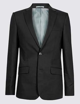 Marks and Spencer Black Slim Fit Jacket
